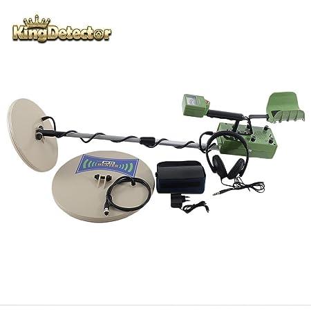 kingdetector oro plateado Digger Detector de metales Treasure Hunter md-88 garantía de calidad: Amazon.es: Jardín
