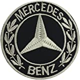 New Mercedes Benz Embroidered Sew/Iron on Patch Jacket,Tshirt or Bag Patch(109)