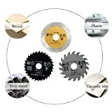Multifunction Mini Circular Saw Machine Set, 400W