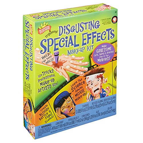 Scientific Explorer Disgusting Special Effects Makeup Kit -