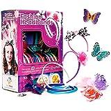 Fashion Headbands for Girls - 60 Pcs DIY Satin...