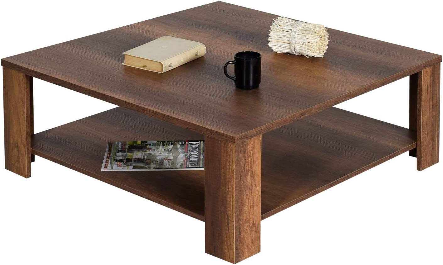 Cheap OSLO 36″ Square Coffee Table living room table for sale