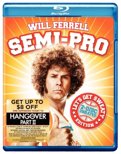 New Line Mc-semi-pro [blu-ray/2 Disc/special Edition/ws-2.35/eng-sp Sub]