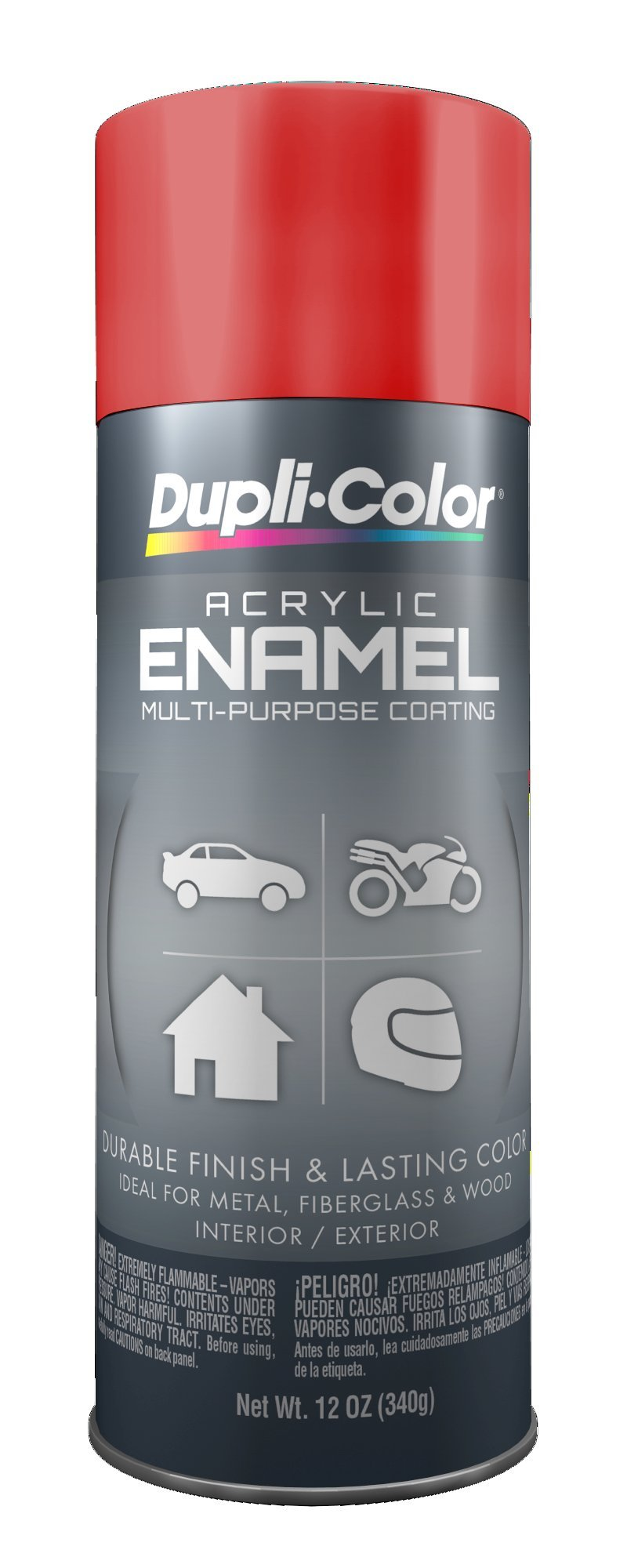 Dupli-Color EPAE10700 Red Spray Paint, 12. Fluid_Ounces by Dupli-Color