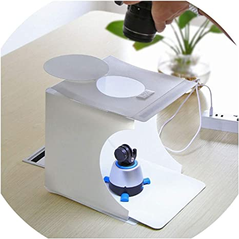 Caja de luz para Estudio fotográfico, Caja de luz Plegable, Caja ...