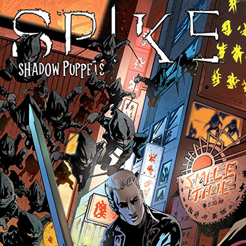 (Spike: Shadow Puppets)