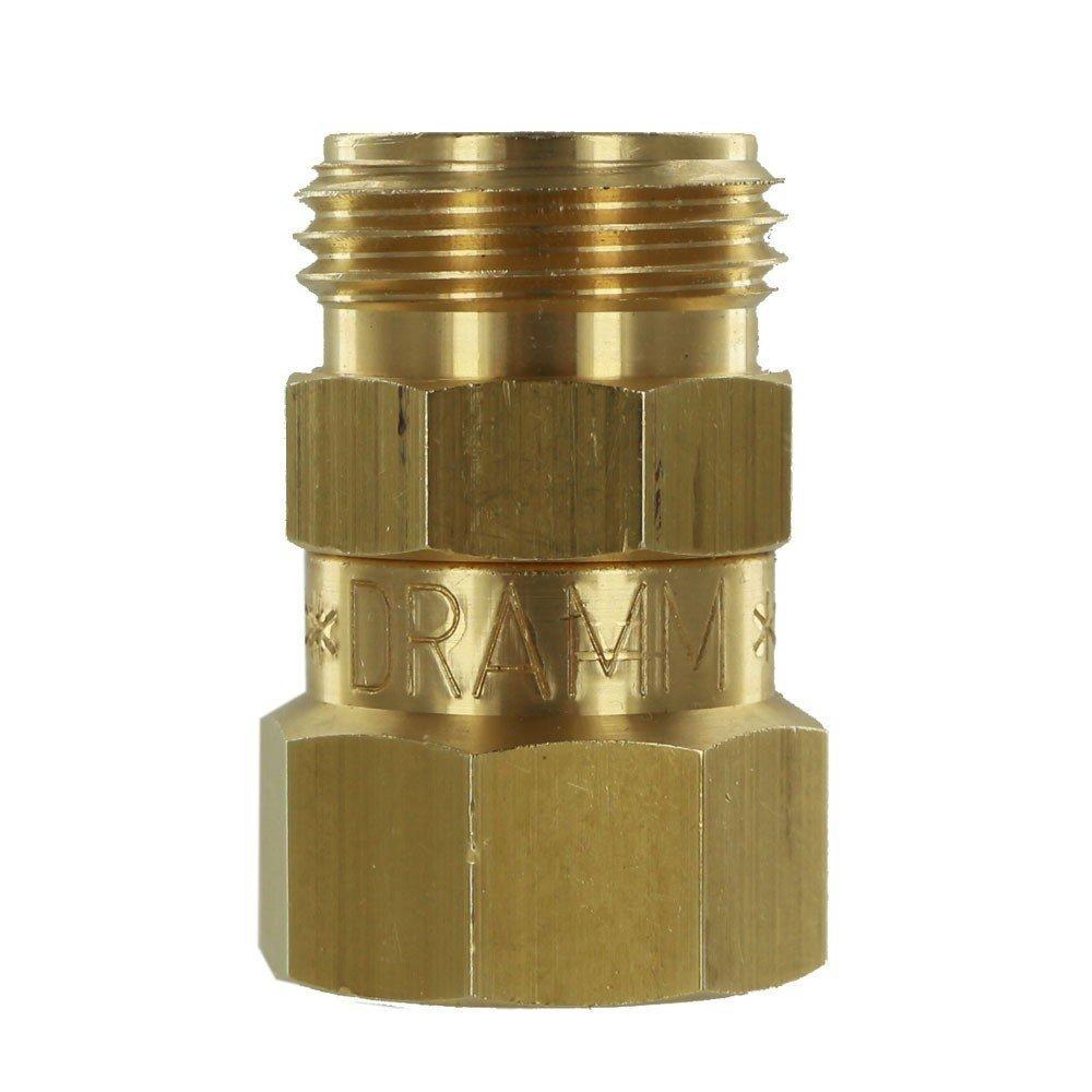Dramm Brass Garden Hose Swivel - Pack of 2