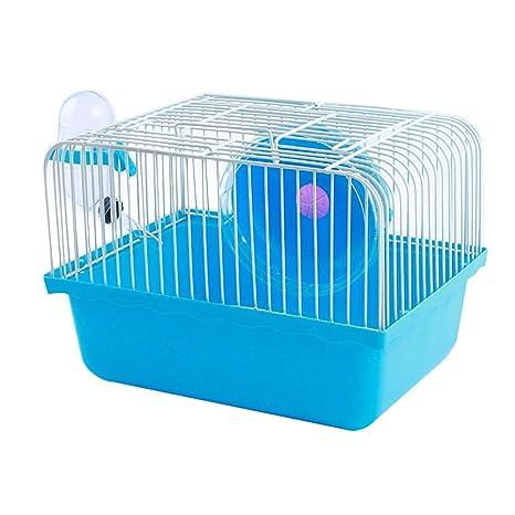 Balacoo Hamster Cage Casa de Mascotas de una Sola Capa Chinchilla ...