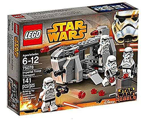 Lego Star Wars 75078 Imperial Troop
