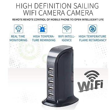 Balscw-J WiFi Cargador de cámara Oculta Control Remoto Adaptador ...