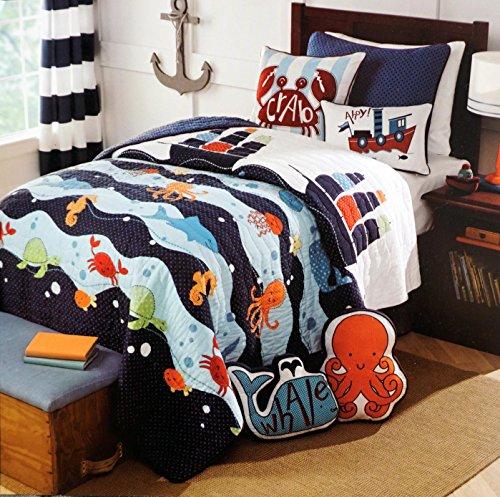 Max Studio Kids Full Queen Size Quilt Toddler Bedding