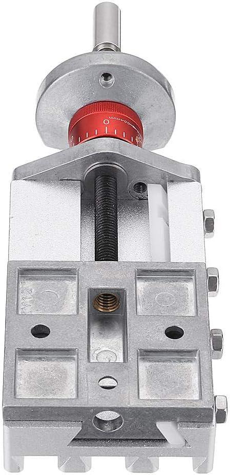 blocco di scorrimento a croce in metallo 32mm Z008M per asse tornio Y//Z Scivolo a croce in metallo
