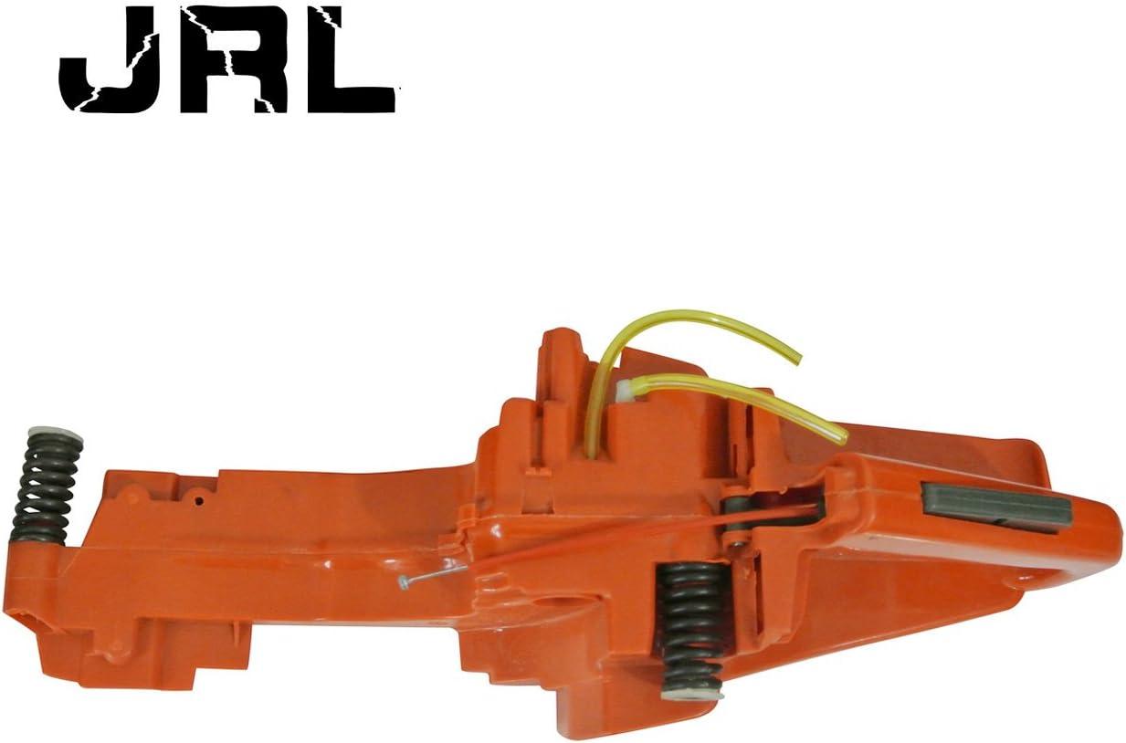 JRL Gas Fuel Tank Back Rear handle Fit Husqvarna Chainsaw 362 365 371 372 372XP NEW