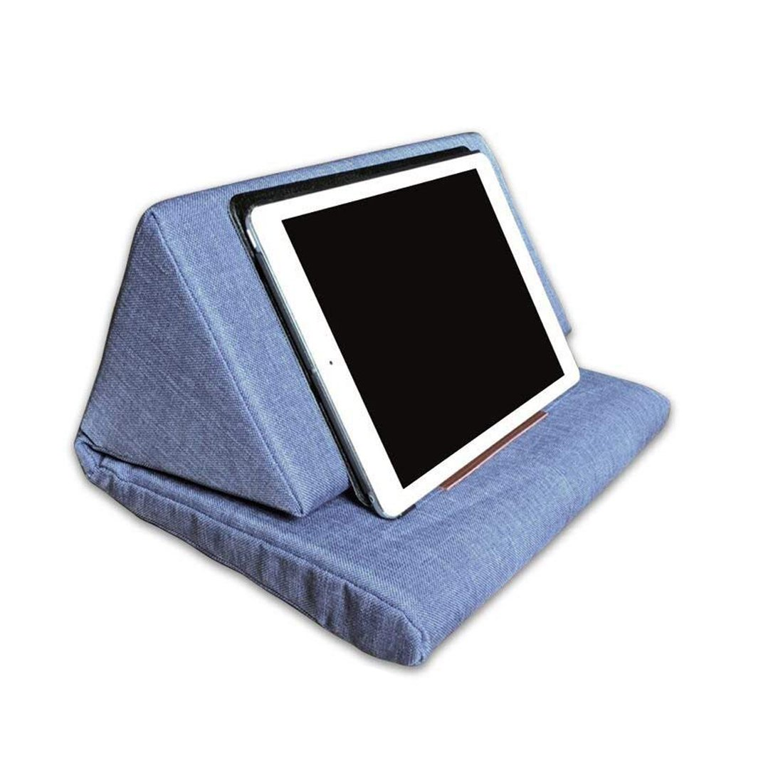 Tablet Pillow,Bagvhandbagro PadPillow Stand,Mini Tablet Holder Sofa Reading Stand,Self Standing Or Use on Lap, Bed, Sofa,Couch,for Galaxy and IPad