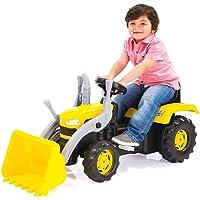 Dolu (8051) Kepçeli Traktör-Pedallı