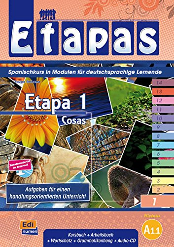 Etapa A1.1. Edición alemana - Alumno (Etapas (Edición Alemana))