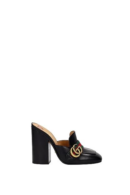 Sandalias Gucci Mujer - (421626DKHC01060) EU  Amazon.es  Zapatos y ... 76b22dd196a