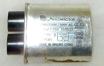 recertificación bicai CH85 21080 2100 V microondas de alta tensión ...