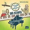 Das Klavier (Prof. Dur und die Notendetektive 1) Hörbuch von Sylvia Schreiber Gesprochen von: Matthias Haase