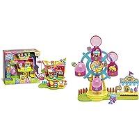 MOJIPOPS - Treehouse con 2 exclusivas Figuras MojiPops y Variedad de Accesorios , Color/Modelo Surtido + Ferrys Wheel…