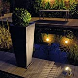 SLV Lighting Aluminum Hardwired Cubix Single-light Flood Lamp