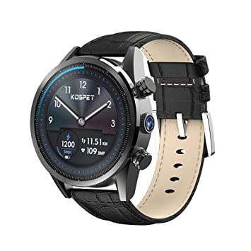 YHDQ Reloj Inteligente 4G, Correa Desmontable, Memoria ...