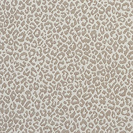 Amazon Com Taupe Beige And White Leopard Animal Print Damask