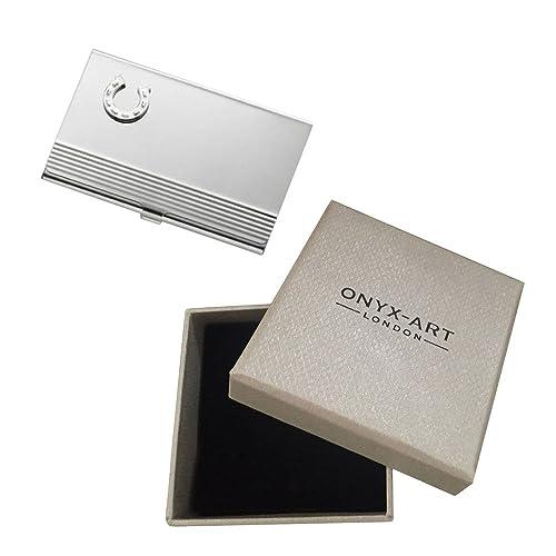 Amazon.com: Onyx Art caballo zapato Jockey para tarjetas de ...