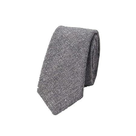 Corbata de Hombre Corbata de Hombre Corbata de Mezcla de algodón ...