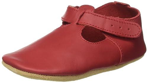 Bobux T-Bar Rot, Mocasines Unisex bebé, Rojo, XL: Amazon.es: Zapatos y complementos