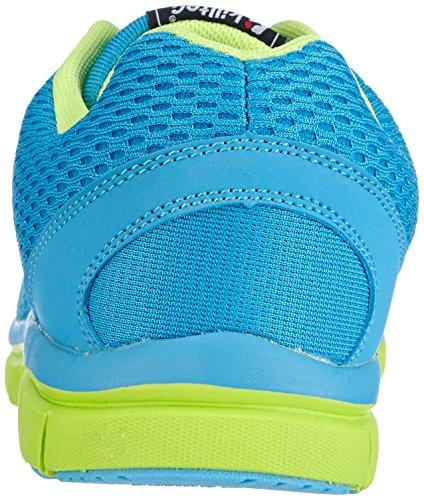 Killtec Torner - Zapatillas De Deporte Para Exterior de material sintético unisex azul - Blau (neon blue / 00838)