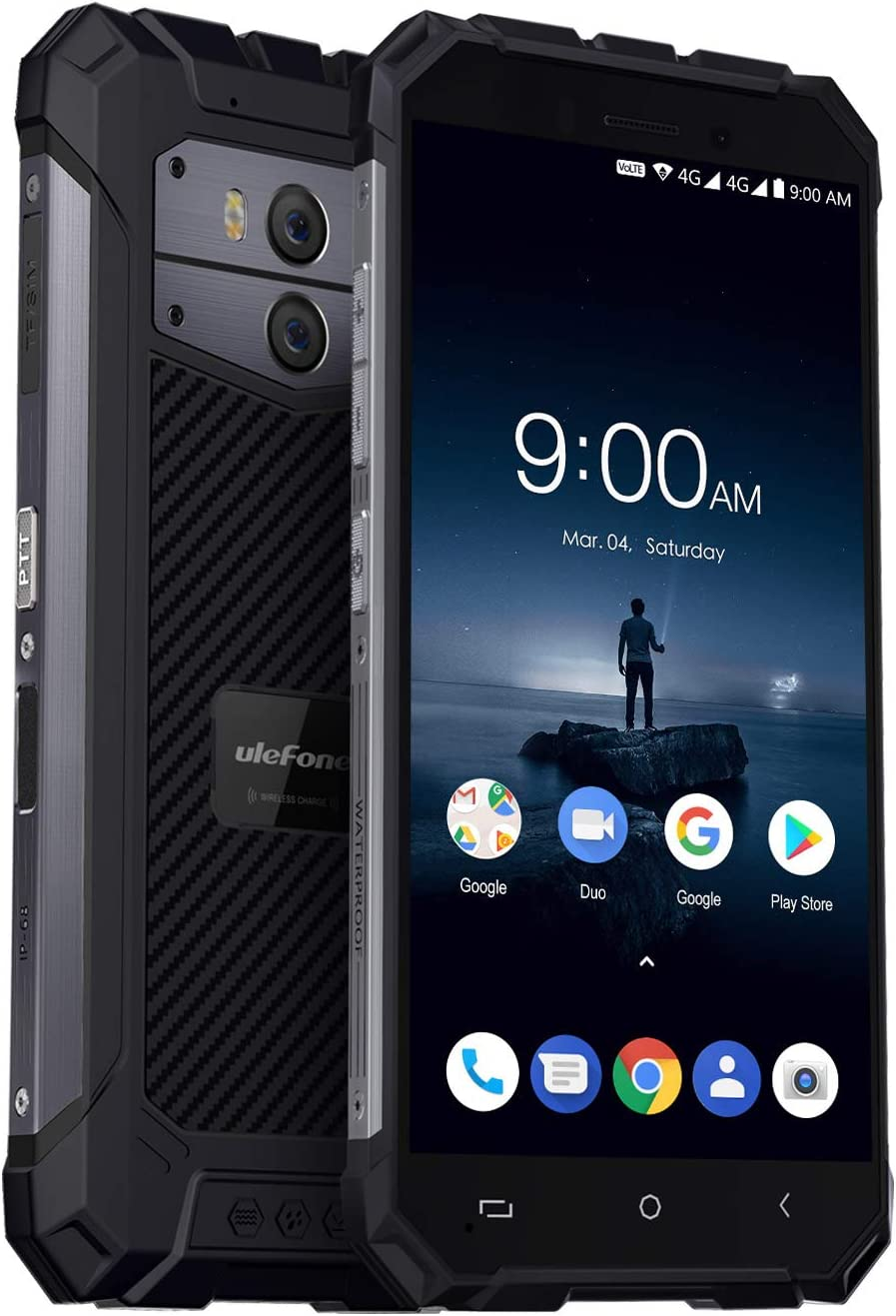 Ulefone Armor X, 4G Outdoor Smartphone Libre(2018) Android 8.1 ...