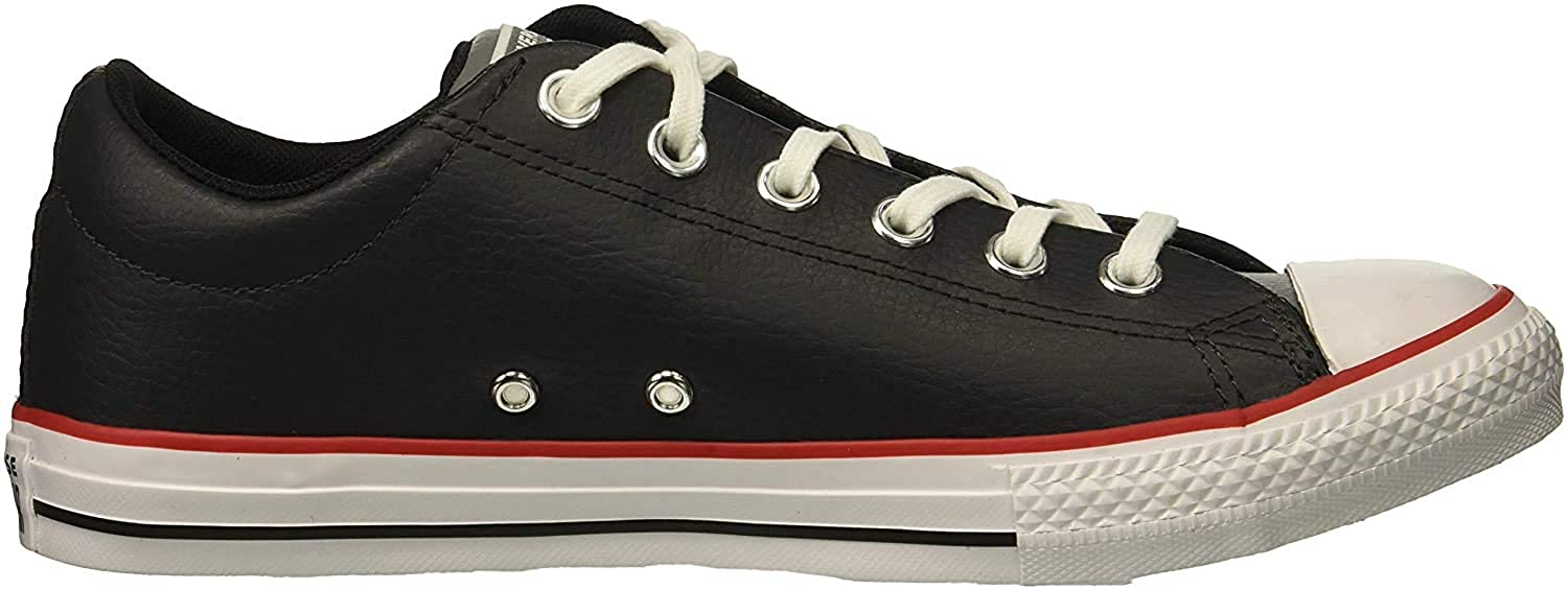 Converse Kids Chuck Taylor All Star Leather Street Slip on Low Top Sneaker