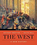 img - for The West: A New History (First Edition) (Vol. Volume 2) book / textbook / text book