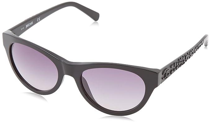 Just Cavalli Gafas de Sol 563S_01B (55 mm) Negro: Amazon.es ...