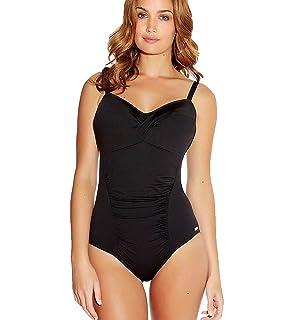 7310962ff7 Fantasie Versailles 5755 Underwired V Neck Swimsuit Adjustable Leg ...