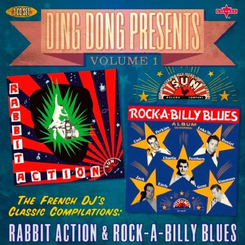 Ding Dong Presents Rabbit Action Rock Vol. 1 by 101 DISTRIBUTION (2010-06-01)