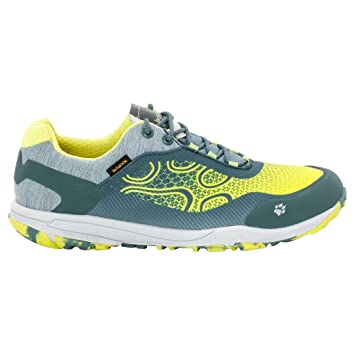 JACK WOLFSKIN Damen Schuhe CROSSTRAIL TEXAPORE LOW W, bright