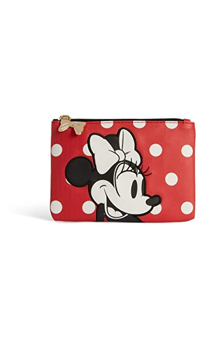 410f8fe3eac7 Disney Minnie Mouse Red Polka Dot Coin Purse: Amazon.co.uk: Luggage
