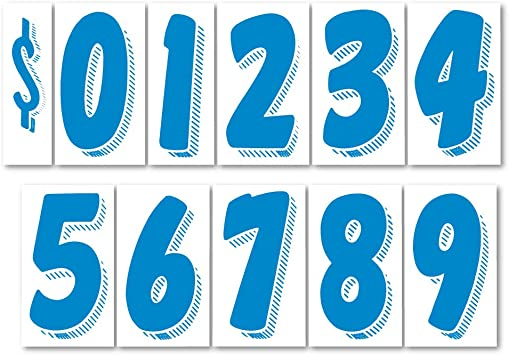 PICK SIZE//FONT GREEN #5 SPORTS RACING MX CAR NUMBER WINDOW DECAL STICKER