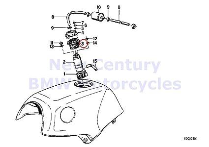 amazon com bmw genuine motorcycle fuel pump fuel filter vibration rh amazon com motorcycle fuel system diagram Mechanical Fuel Pump Diagram