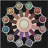 BH Cosmetics Eyeshadow Highlighter Palette, Zodiac