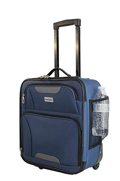 Image Unavailable. Image not available for. Color  BoardingBlue Personal  Item 18 quot  Luggage Under seat for Spirit and Frontier Airlines b4632d05dba1b