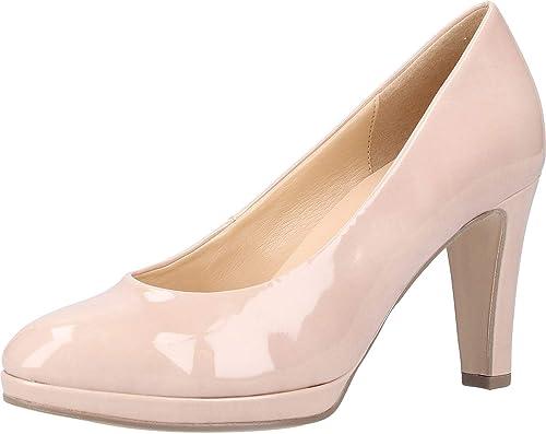 Gabor Fashion Pumps in Übergrößen Beige 21.270.72 große Damenschuhe