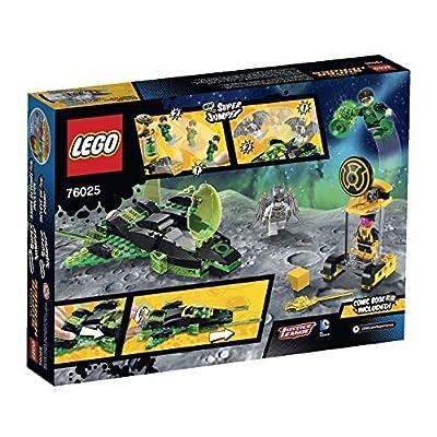 LEGO Superheroes Green Lantern vs. Sinestro: Toys & Games