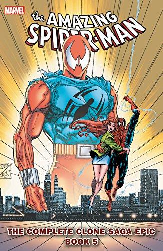 Spider-Man: The Complete Clone Saga Epic Book 5 (The Amazing Spider-Man: The Complete Clone Saga Epic)