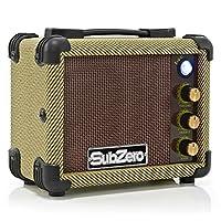 SubZero Mikro Ukulelenverstärker von Gear4music in Tweed