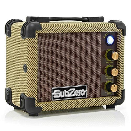 SubZero Micro Ukulele Amp Tweed