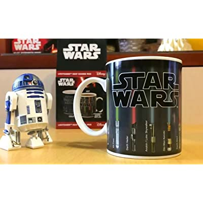 STAR WARS R2D2 COFFEE TRAVEL THERMAL MUG GIFT BOXED FOR HIM DAD FAN CHRISTMAS