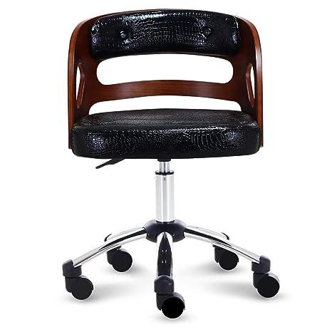Amazon.com: Silla giratoria silla de ordenador silla de ...